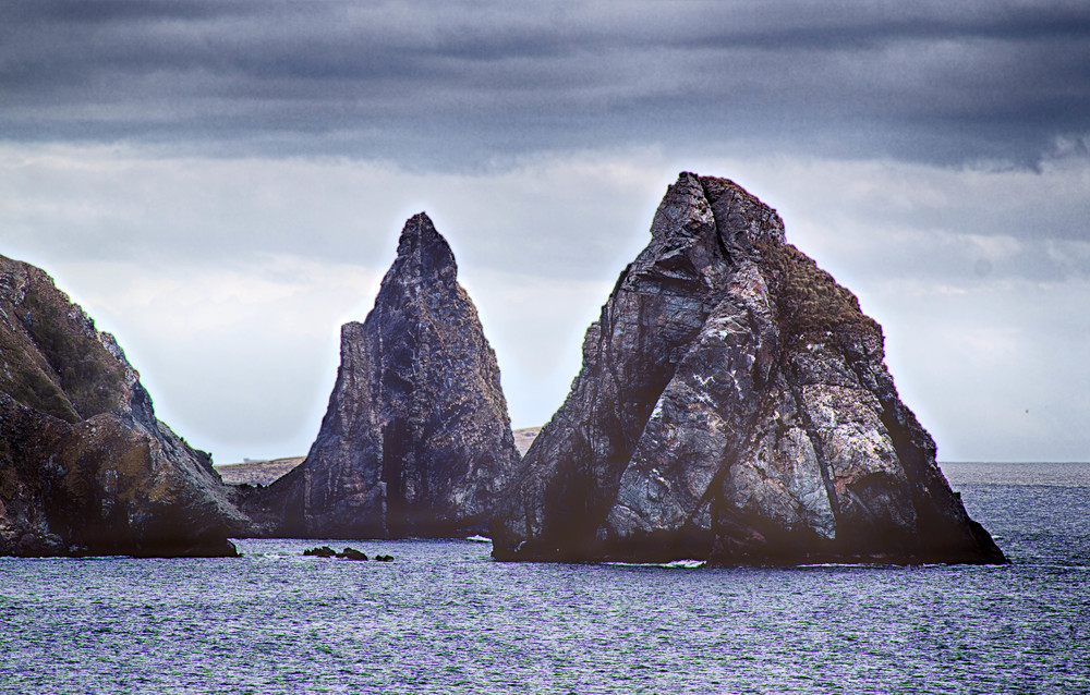 Cape Horn Pyramid Rocks