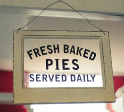 Woodruff's Pie Shop.