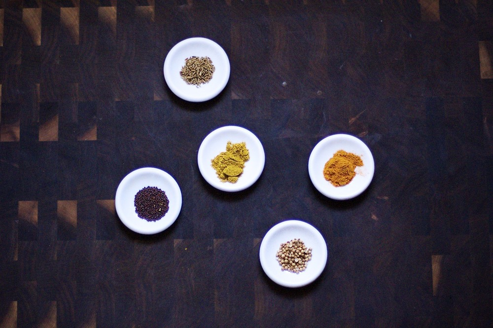 digestive spices for acupuncture