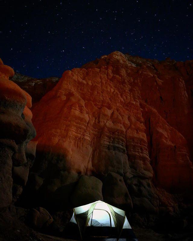 Utah is rad. . . . . . #utah #utahisrad #utahphotographer #goblinvalley #hoodoo #hoodoos #camping #hiking #travel #adventure #livingmybestlife