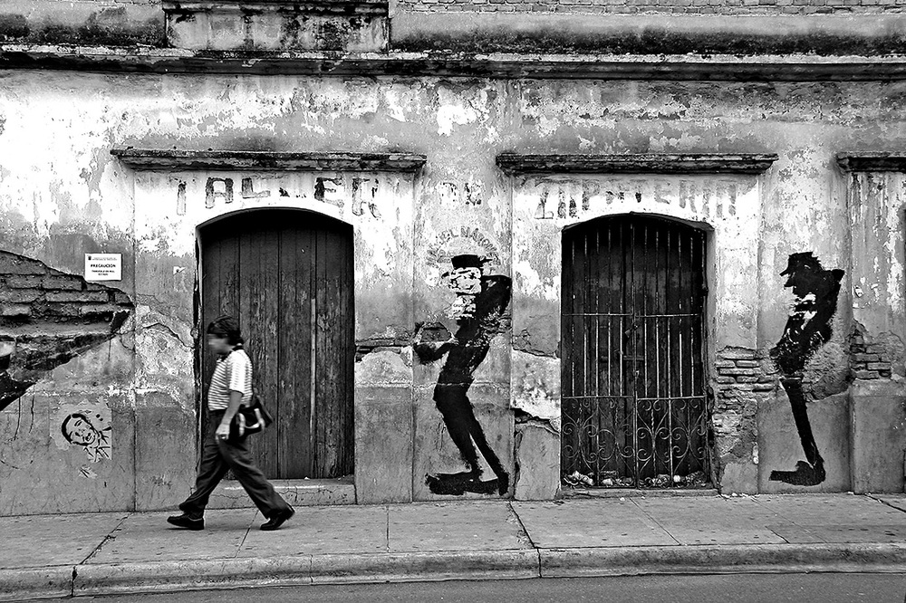 Origin of Paranoia, Oaxaca, Mexico 2005
