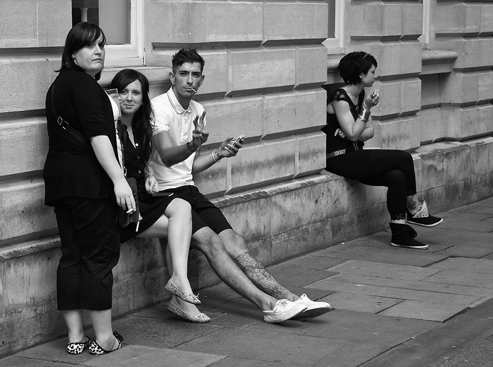 Smoke, London 2011