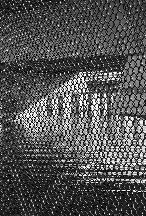 Fence, Menlo Park, CA 2004