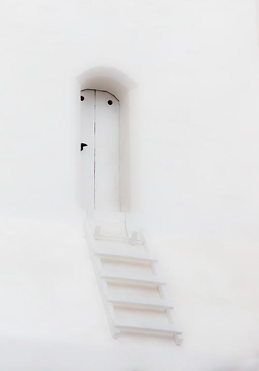 White door #2