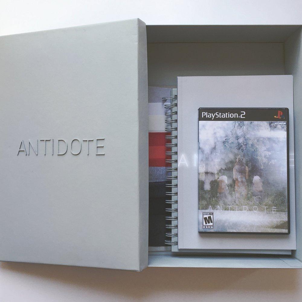 ANTIDOTE - P A C K A G I N G