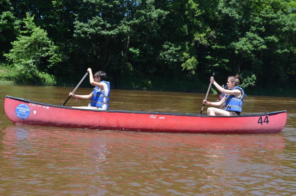 3rd Annual Delaware Gap Canoe Trip - June 15