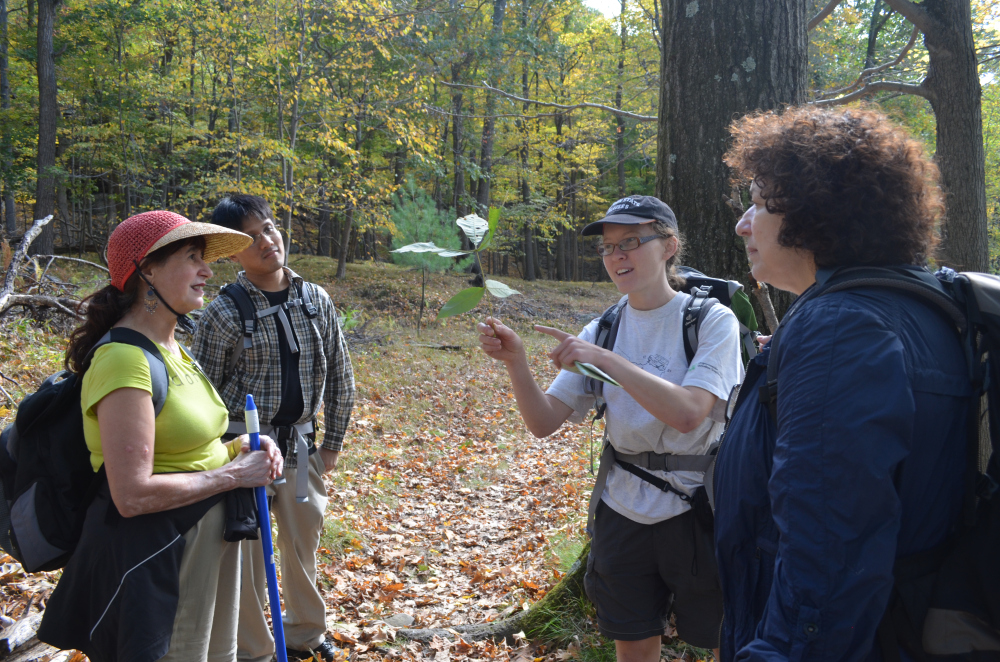 Harriman State Park Fall Hike with Kelly Farrell - October 13