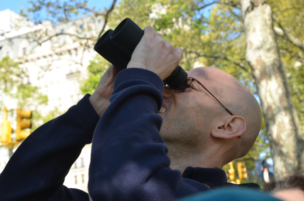 Sound of Spring with ornithologist Dr. Bert Harris - May 4
