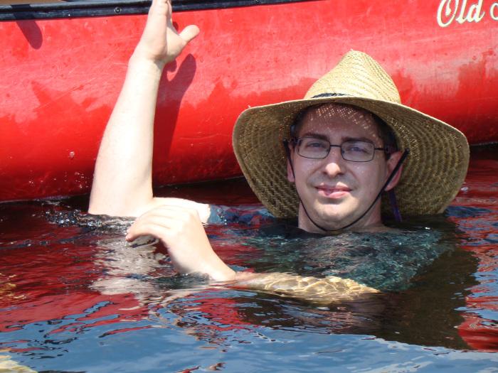 2nd Annual Canoe Trip - July 20
