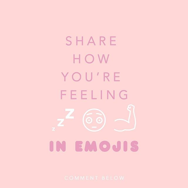 💤😳💪 how are you feeling today #spoonies?