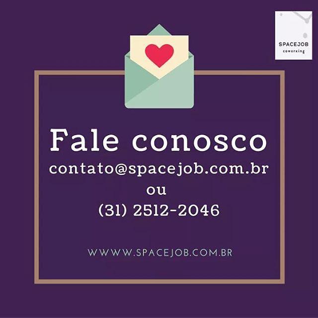 #SpaceJobCoworking #networking #Negocio #relacionamento #vendas #clientes #foco #determinacao