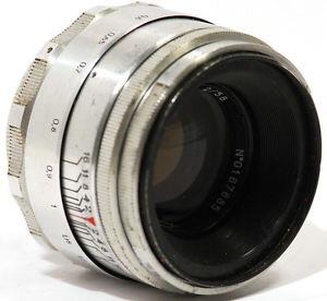 Helios 44-2 58mm f2 1965 version
