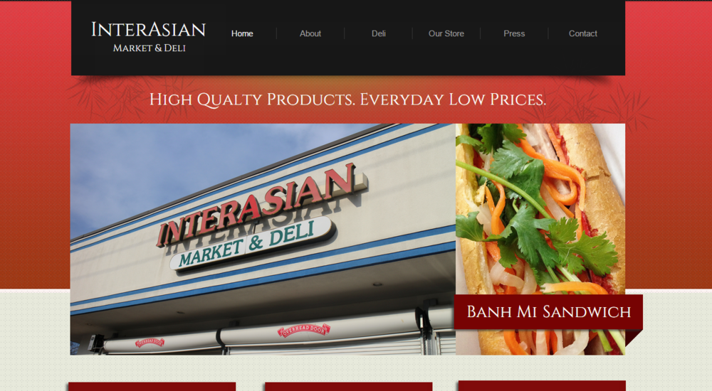 Our Previous  Website