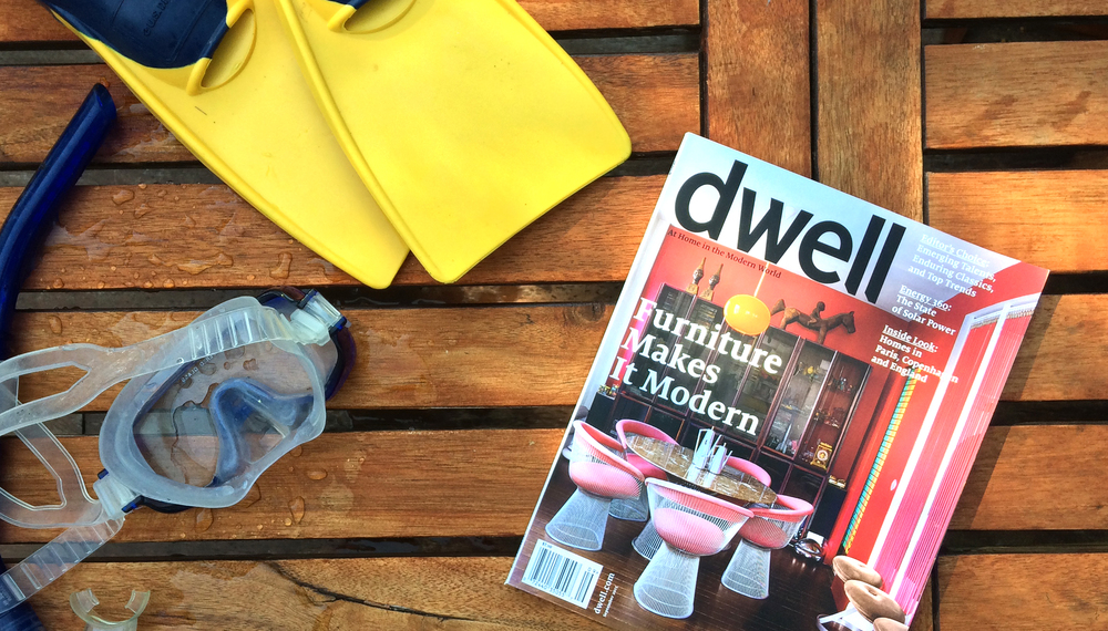 WEu0027RE IN DWELL MAGAZINE!