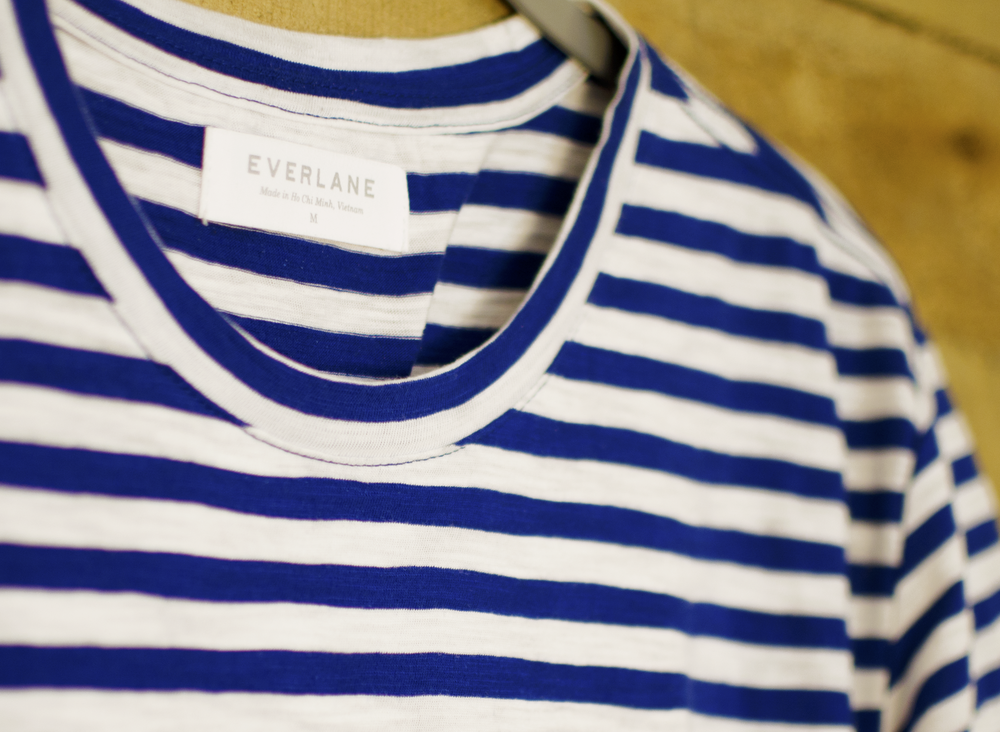 EVERLANE - AIR CREW T-SHIRT  Purchase from Everlane