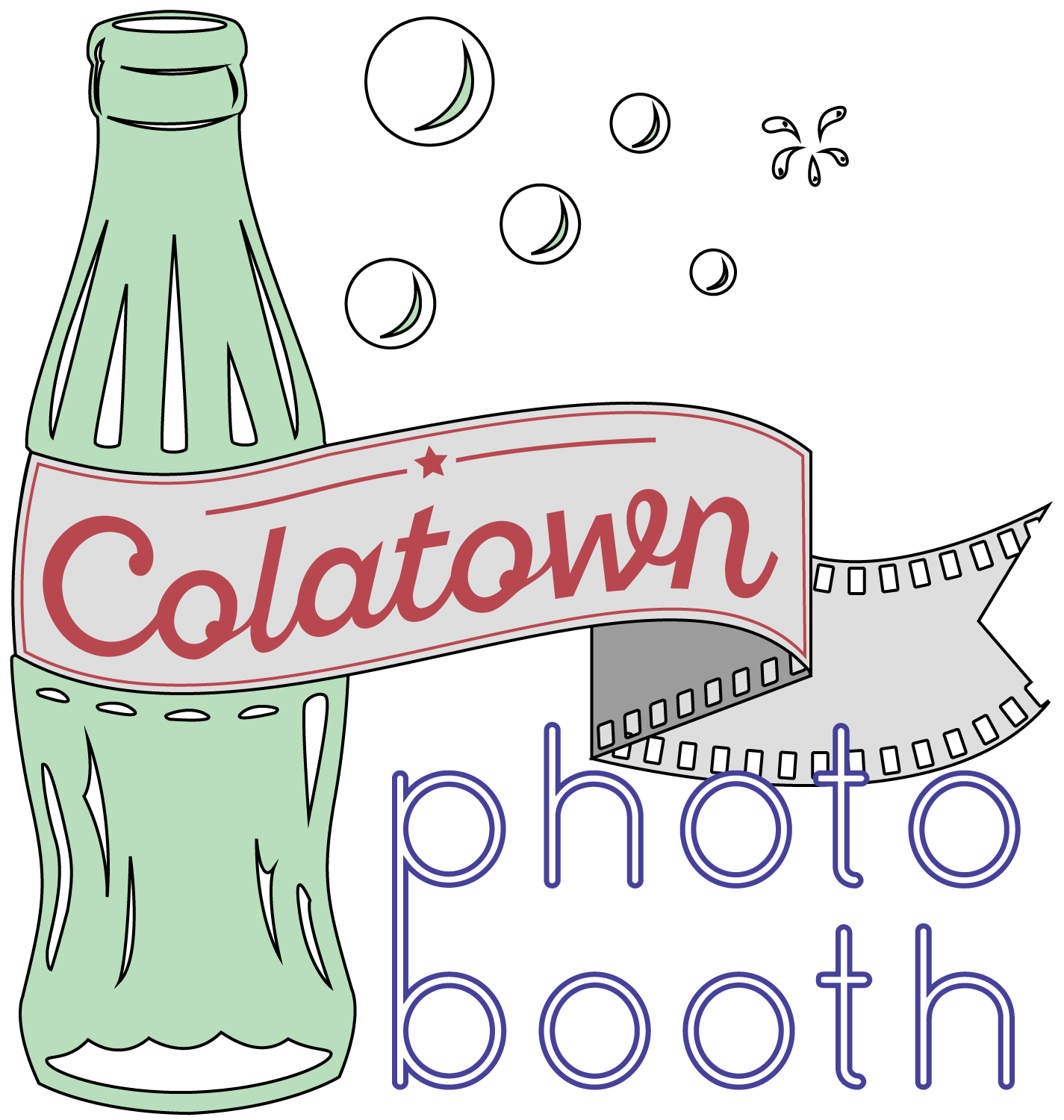 Colatown Photo Booth