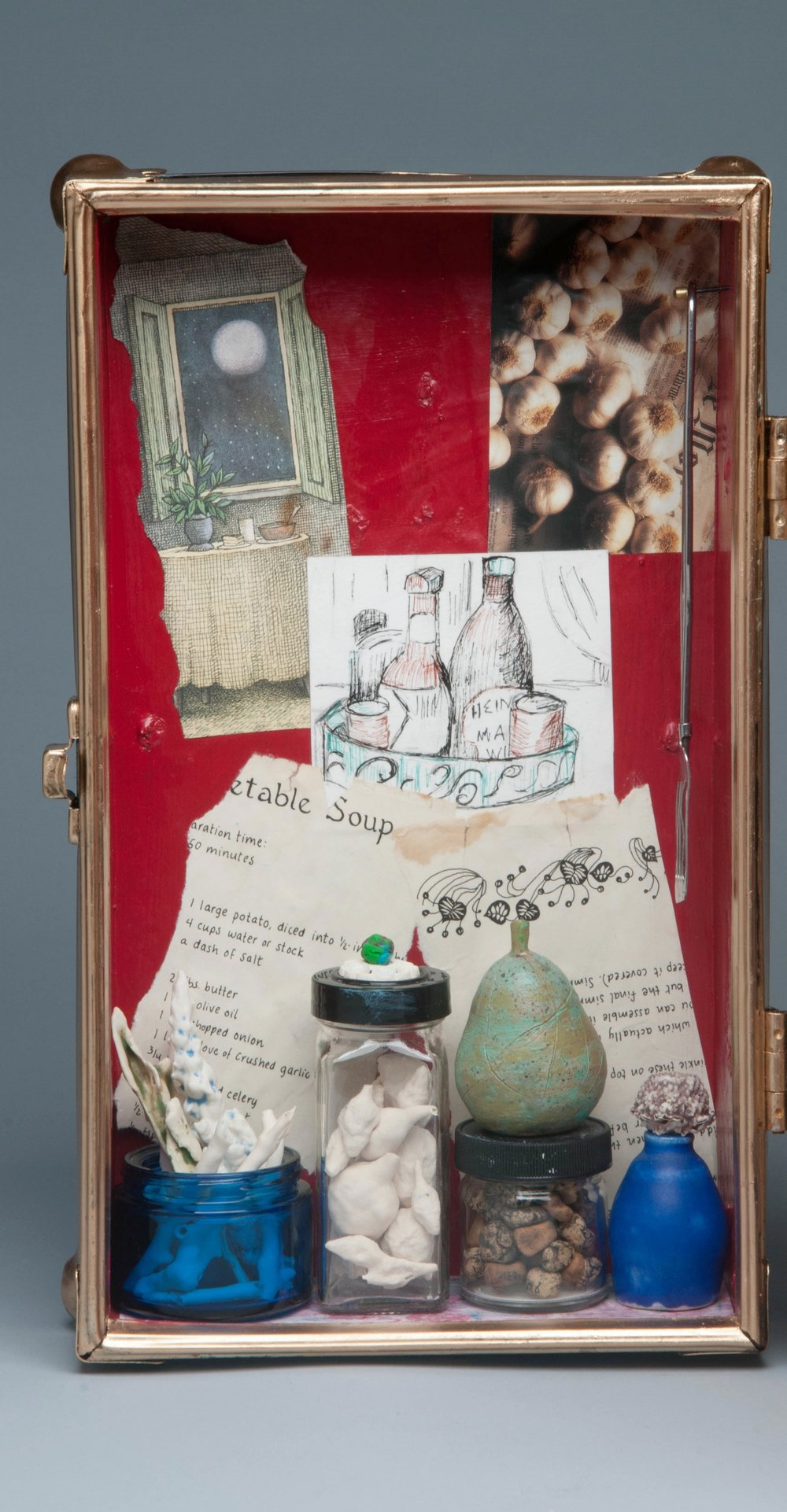 Cook's Cabinet (Detail)