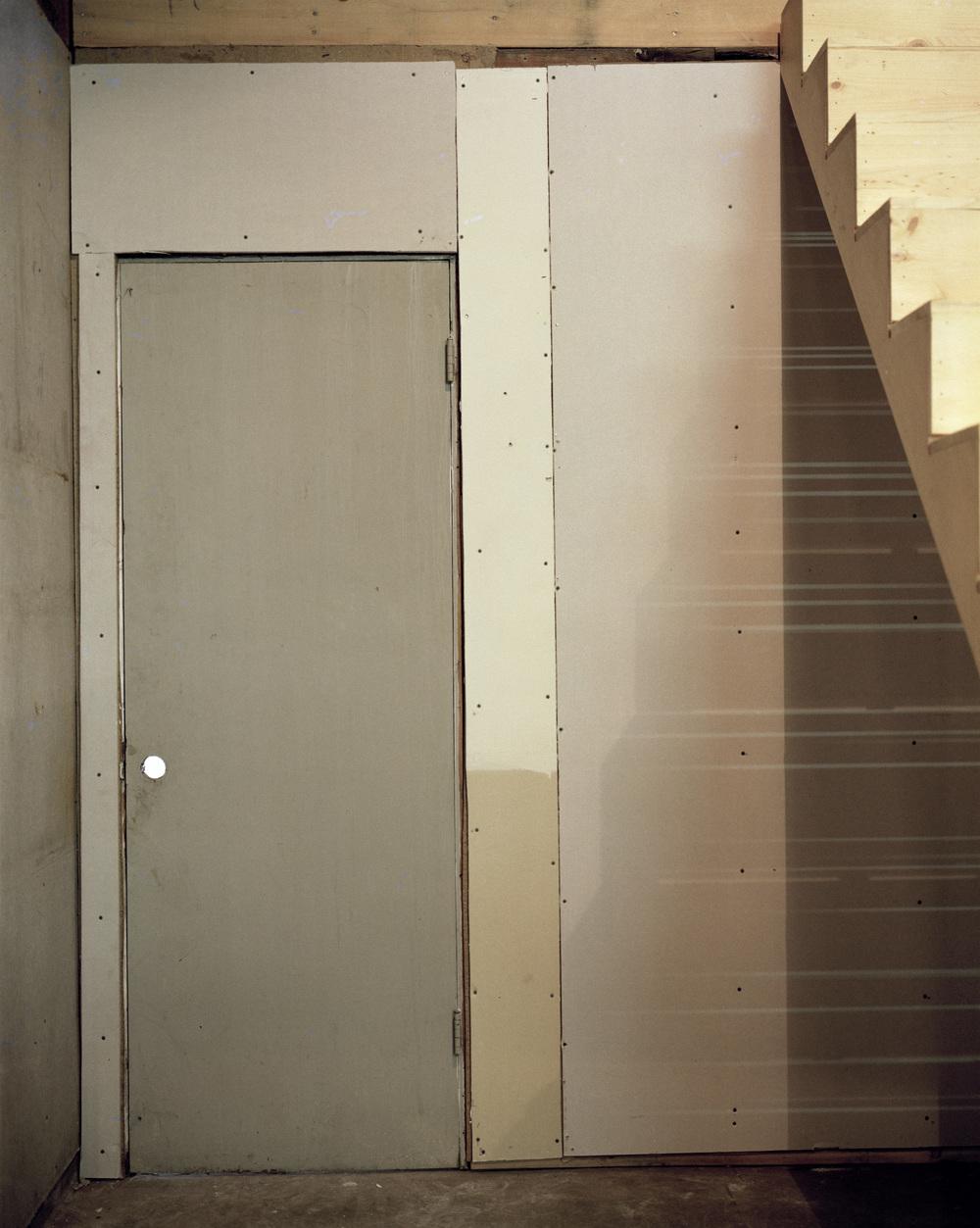 Studio Door, Hunter's Point