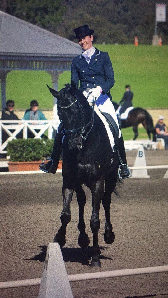 Susan Elekessy Grand Prix Dressage