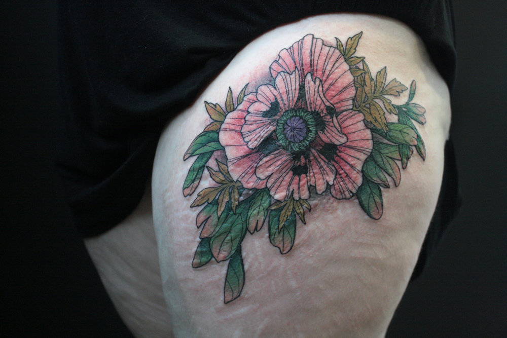 pink poppy thigh.jpg