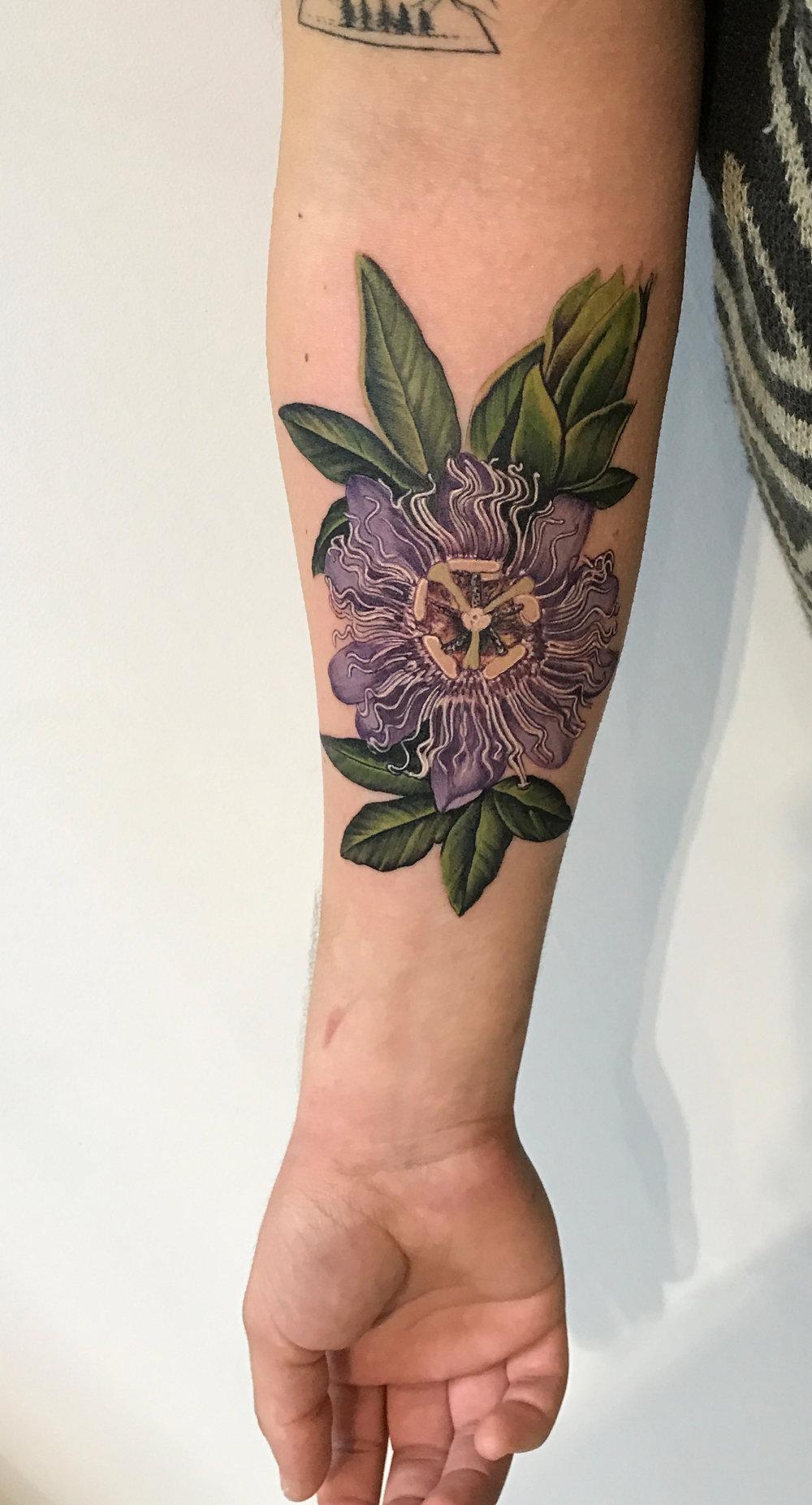 Dia Moeller — Brilliance Tattoo