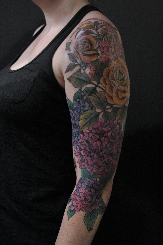 Hydrangea Rose Sleeve.jpg