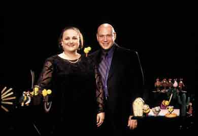 Susan J. Vitucci & Henry Krieger
