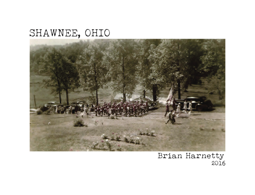 Purchase the score for  Shawnee, Ohio  here.