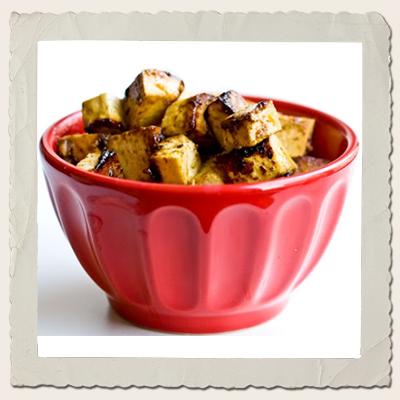 Tofu Nibbles