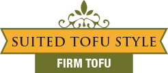 Suited Tofu Style - Firm Tofu