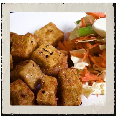 Southern Fried Tofu