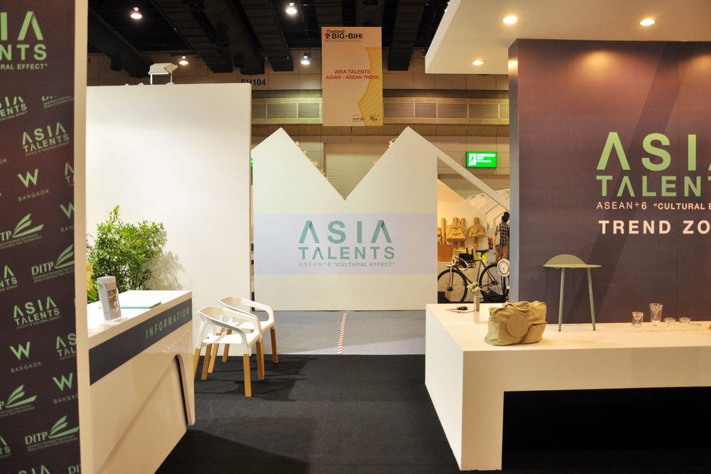 Asia Talents : Cultural Effect