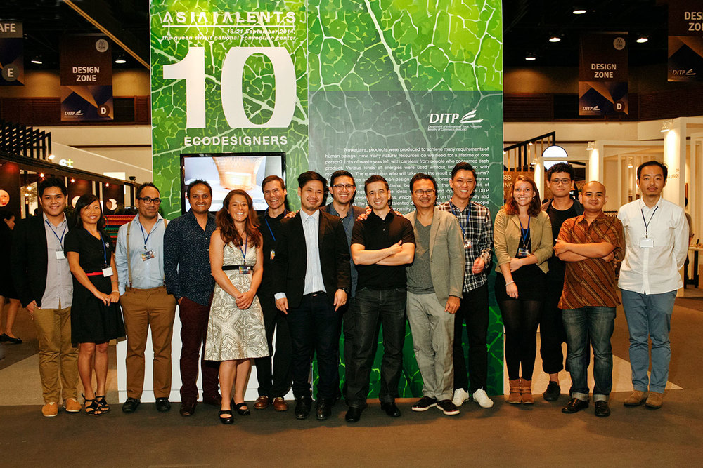 Asia Talents : 10 Eco Designers