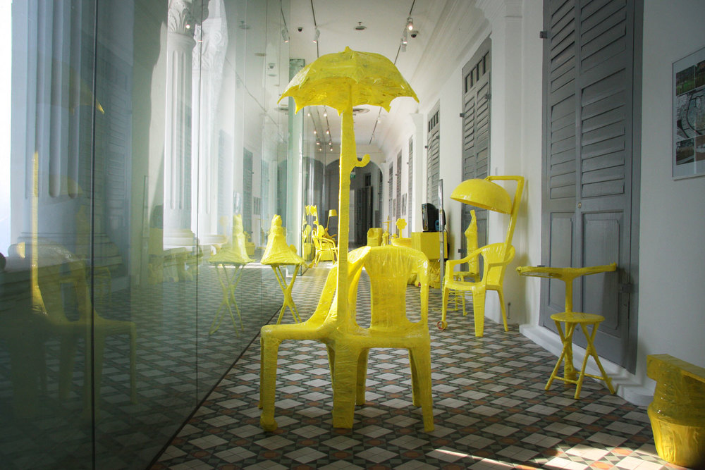 SATANNI @Singapore Art Benale