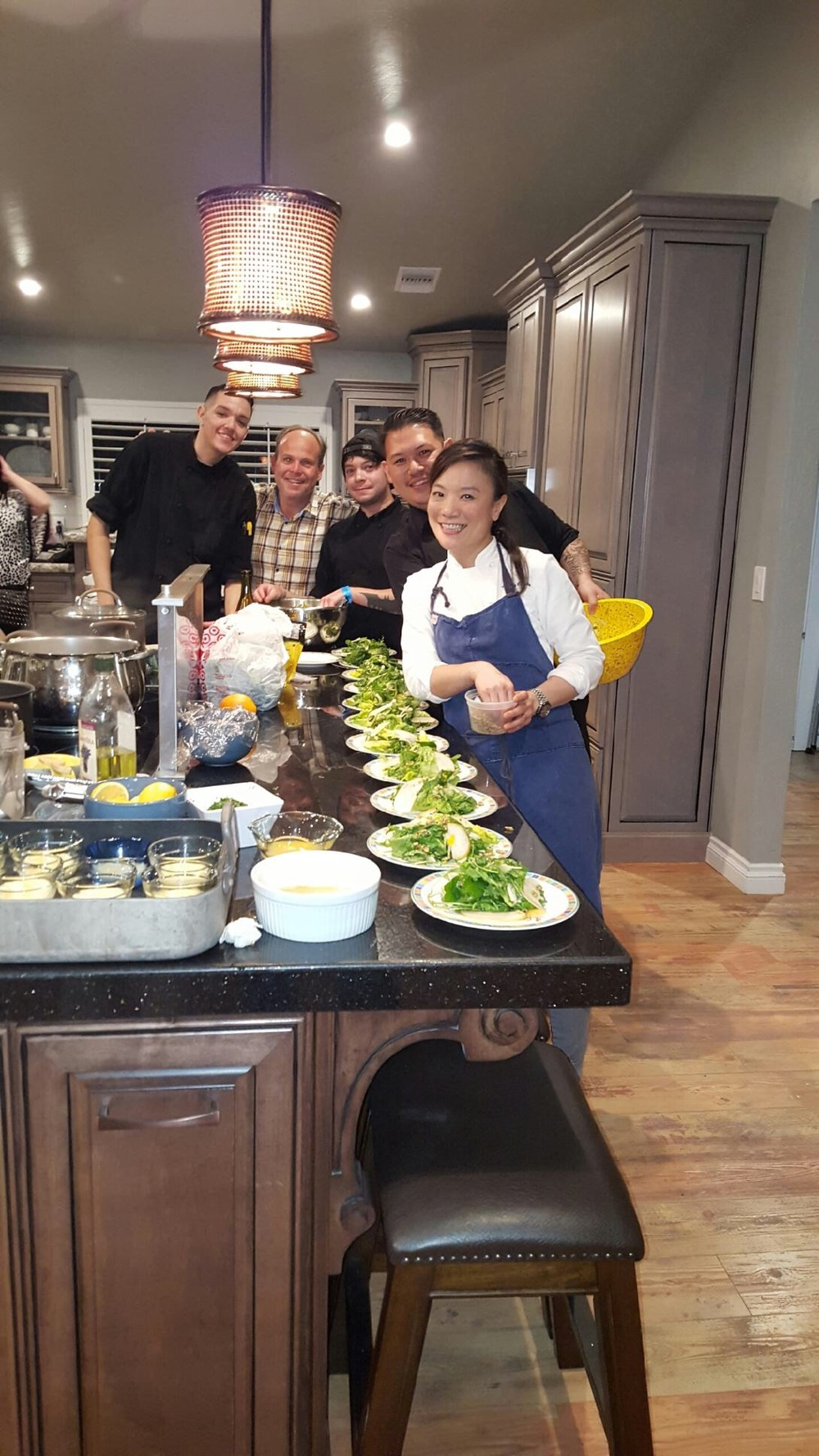 Top Chef Season 11 Finalist, Shirley Chung