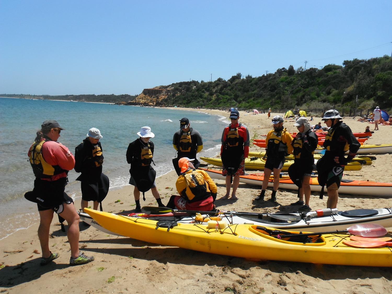 Melbourne Sea Kayaking