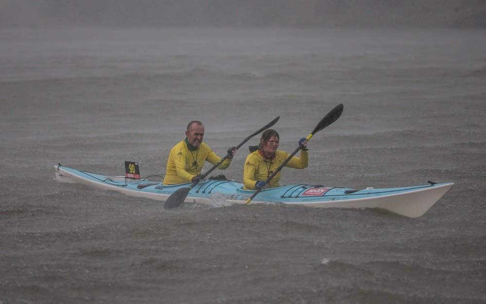 Paddling in the Storm