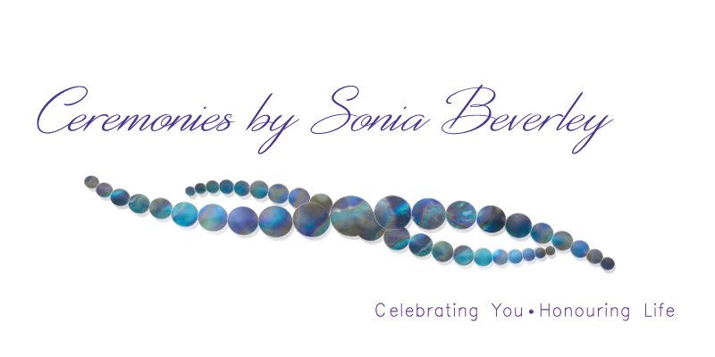 Ceremonies by Sonia Beverley