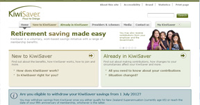 KiwiSaver LINK  KiwiSaver is a voluntary, work-based savings initiative with a range of membership benefits.