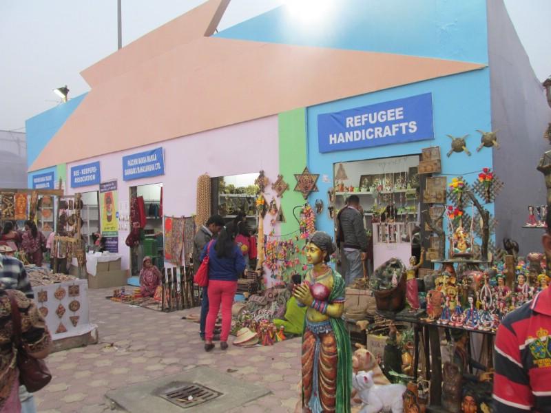 Handicraft Fairs Biswa Bangla