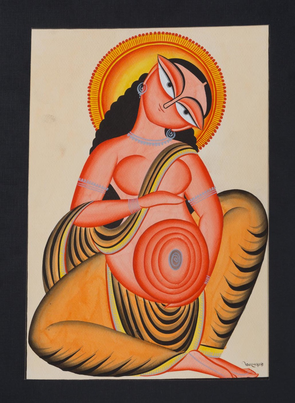 Kalighat Paintings.jpg