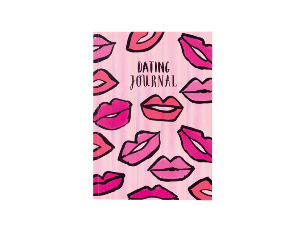 Dating Journal by Paperchase