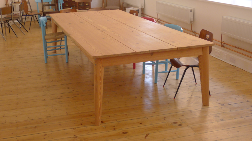 Dining Table for Jamie Oliver
