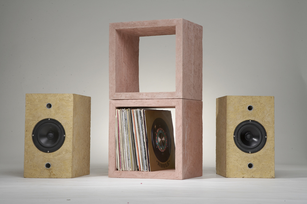 concrete record stacks and speakers (2).jpg