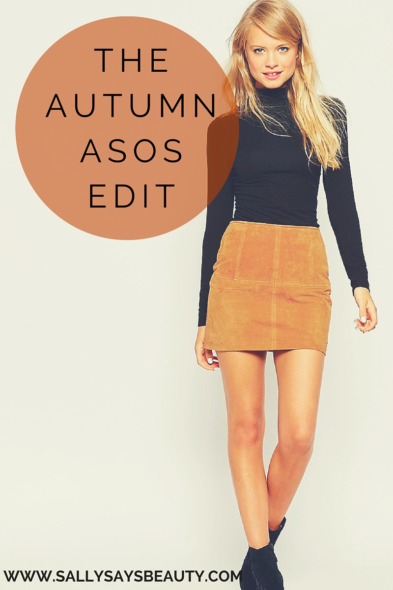 Autumn ASOS Style Edit - Sally Says Beauty