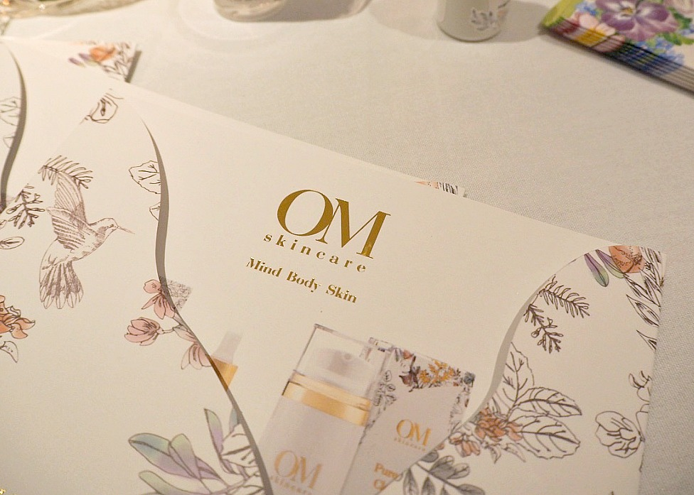 OM Skincare - Sally Says Beauty