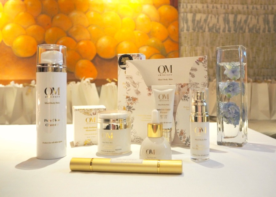 OM Skincare Range - Sally Says Beauty
