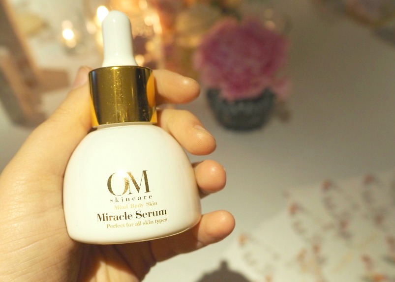 OM Skincare Miracle Serum - Sally Says Beauty