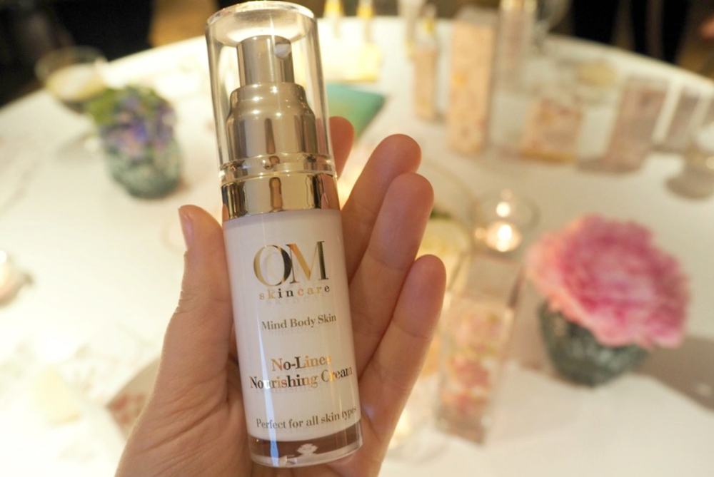 OM Skincare No-Lines Nourishing Cream - Sally Says Beauty