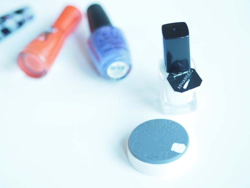 Nail Polish Beauty Box - Sally Says Beauty Blog